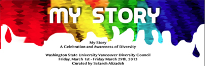 Call for Works--My Story Art Show