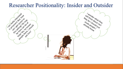 Digital Friday Recap: Researcher Positionality: Insider and Outsider