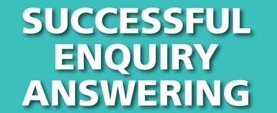 Facet Publishing have announced the release of the seventh edition of Tim Buckley Owen's Successful Enquiry Answering Every Time.