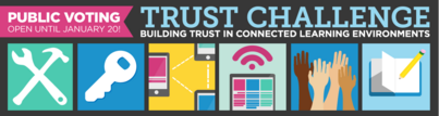 Announcing the 30 DML Competition Trust Challenge Finalists - Public comments are still open!