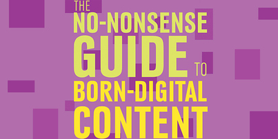 Entry-level guidance for managing born-digital content