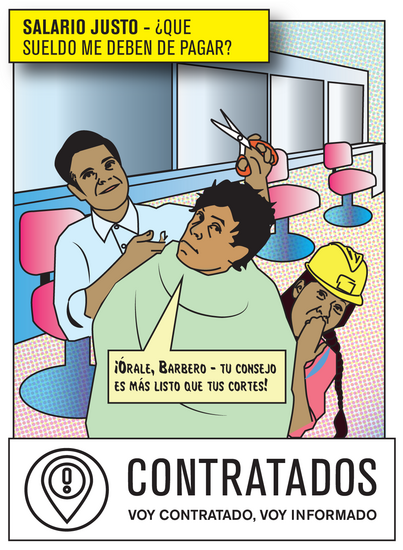 Contratados: The Yelp for Migrant Workers