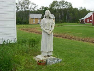 Evangeline: A Fictional Character Who Gave Acadie its Second Wind