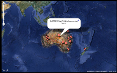Geolocating Identity: A Reconciliation Project