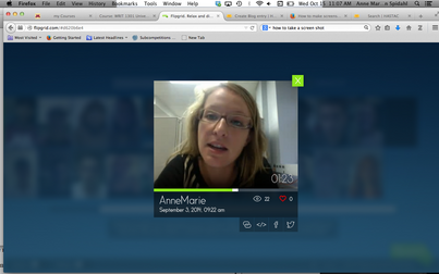 Flipgrid: A Snappy Bit of Face-Time