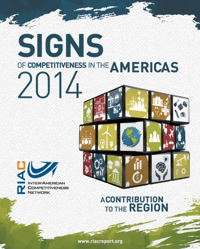 Short Article on the HASTAC 2014 Conference Published in the Signs of Competitiveness in the Americas Report