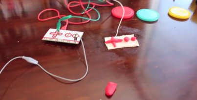 Techno Teaching Philosophy with the MaKey MaKey