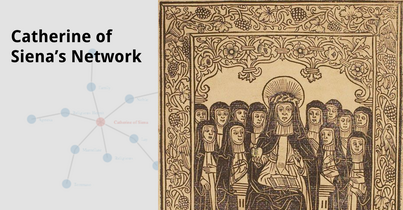 Catherine of Siena's Network