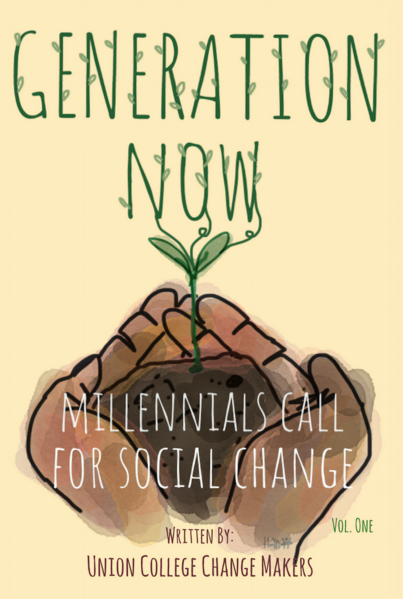 New Book! ~ Generation Now: Millennials Call for Social Change