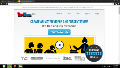 Powtoon: A New Way to Give Presentations