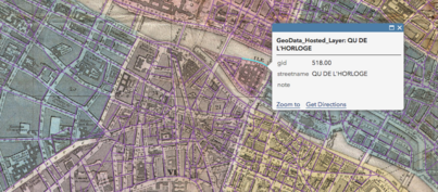 Mapping and Geocoding, Part 5: Historical Parisian Street Data Set