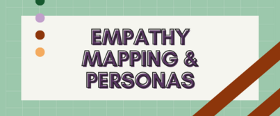 GAM 550: Empathy Mapping & Personas