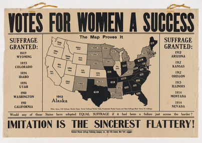 Votes for Women a Success
