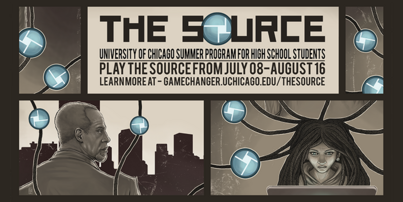 The Source Alternate Reality Game and Connected Learning