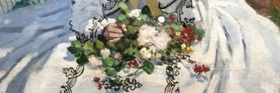 Situating Paintings of Women and Horticulture in Local and Global Historical Contexts