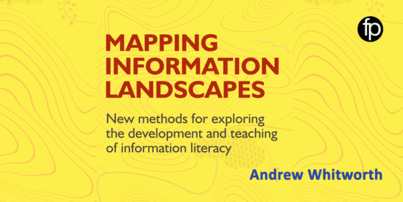Mapping Information Landscapes book cover image