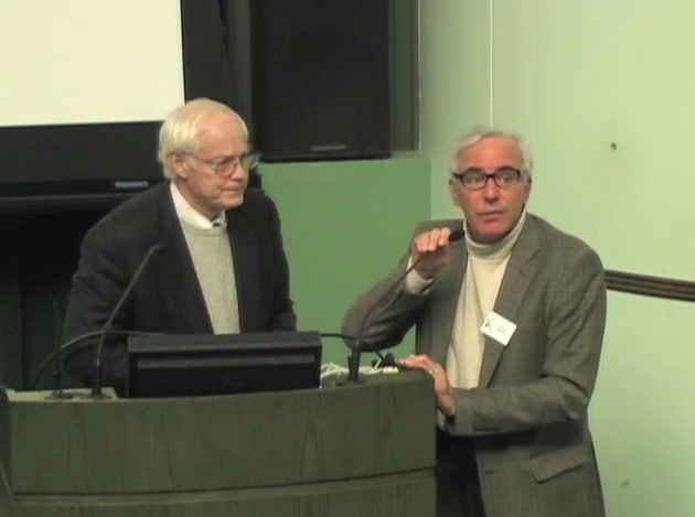 James Leach: Digital Technologies in the Civilizing Project of the Global Humanities