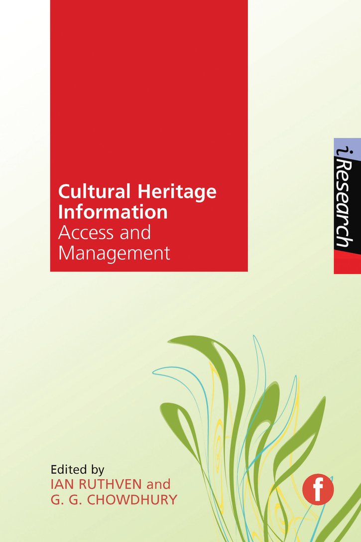 A comprehensive account of research in digital cultural heritage
