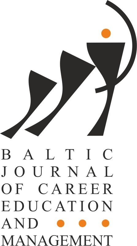 Baltic Journal of Career Education and Management. Information_Fourth_CFP_BJCEM_2015
