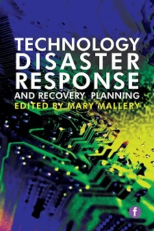 New book provides guidance for creating a library technology disaster response and recovery plan