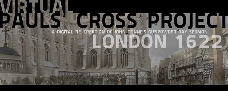 New Resource: The Virtual Paul's Cross Project Website