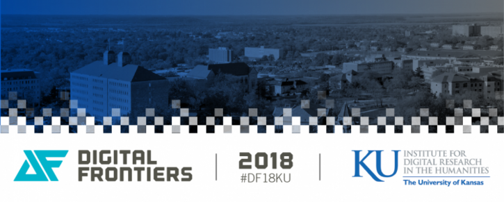 CfP-Finding Community in Digital Humanities: 2018 Digital Frontiers/IDRH Conference