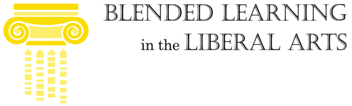 Blended Learning in the Liberal Arts Conference Banner