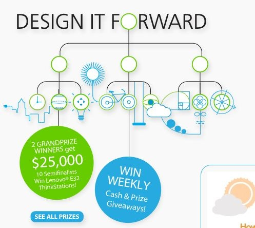 Design It Forward Contest
