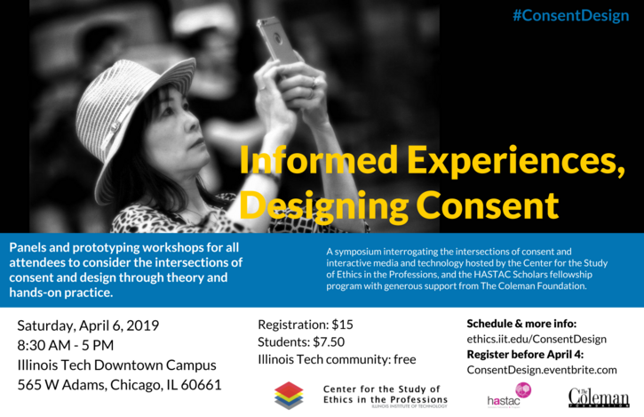 REGISTER: Informed Experiences, Designing Consent