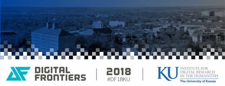 Digital Frontiers 2018 at KU - Early Bird Registration til 7/31!