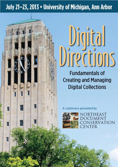 Digital Directions: Fundamentals of Creating and Managing Digital Collections