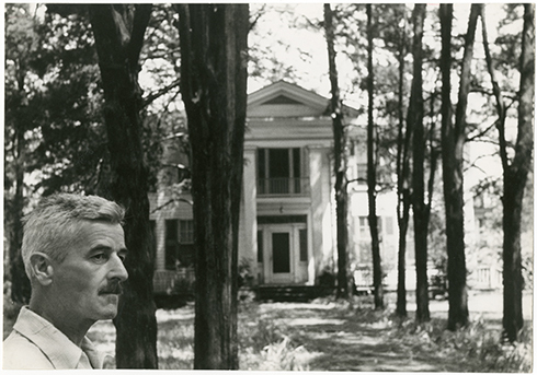 CFP: Faulkner and the Digital Humanities
