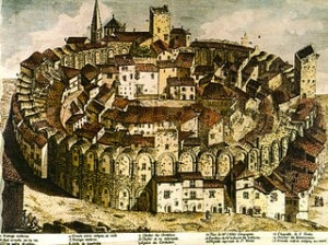 """David Wrisley """"How Are Medieval Places Different from Ancient Ones?: Thoughts on Digital Mapping the Middle Ages"""""""