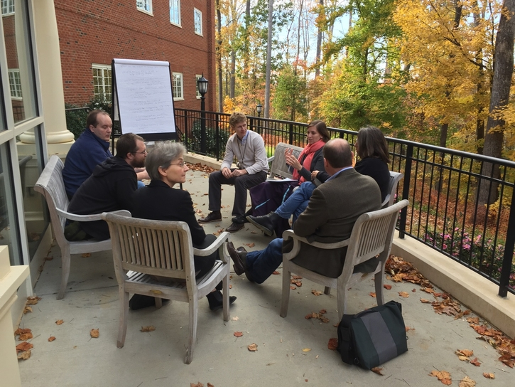 Scholarly Communication Institute - Oct 2015 in Chapel Hill, NC - invitation to participate