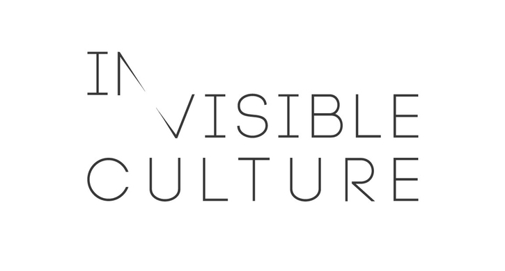 "InVisible Culture Issue 21: ""Pursuit"""