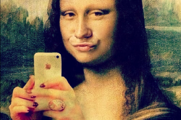 """Celebrate the Selfie - Contribute to """"My First Selfie"""""""