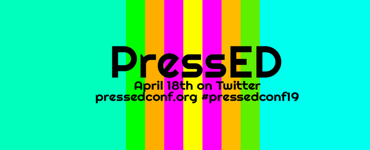 Pressed Conference - pressedconf.org April 18th
