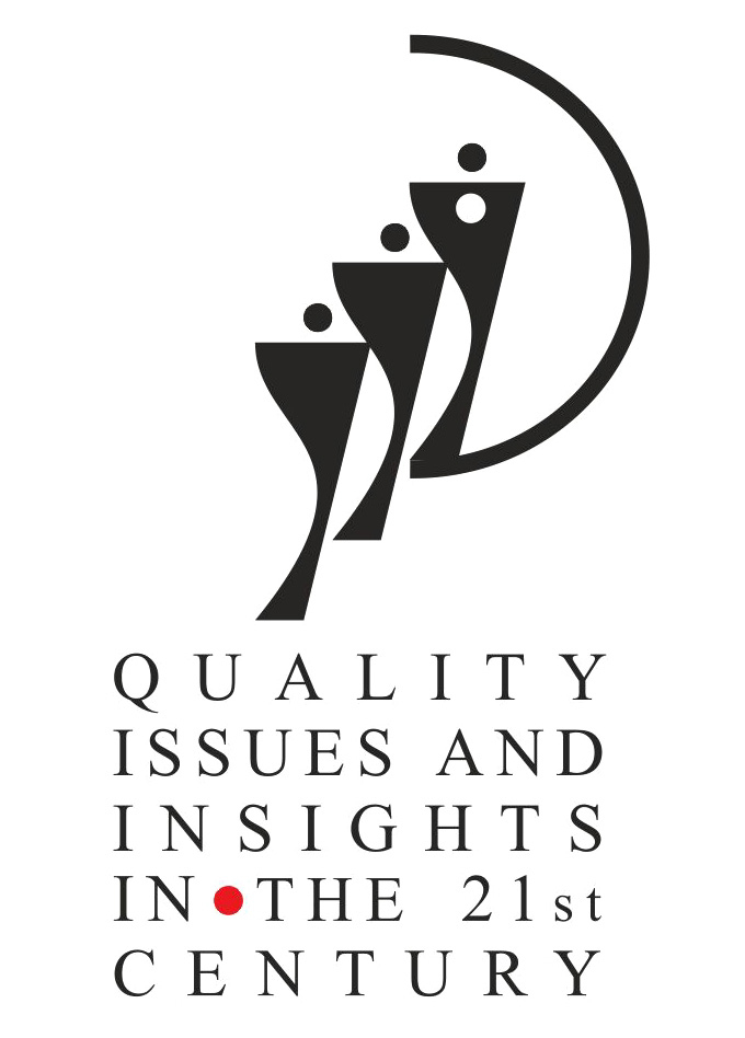 Quality Issues and Insights in the 21st Century. Information Ninth CFP QIIC 2016