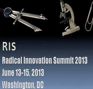 CFP: Radical Innovation Summit, 2013