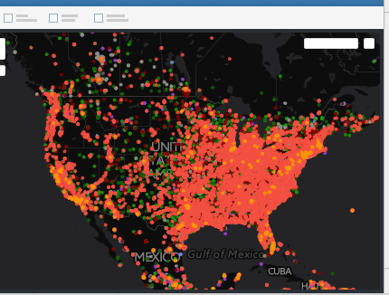 Intro to web mapping with CartoDB