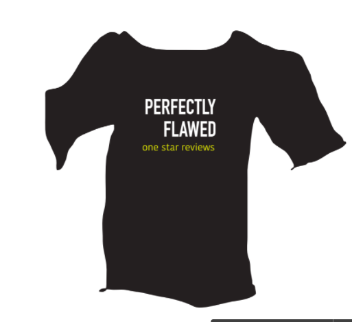 t-shirt for one-star reviewed