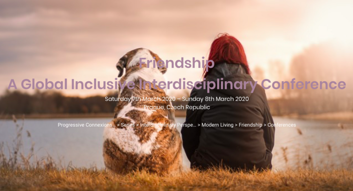 Friendship: Global Inclusive Interdisciplinary Conference