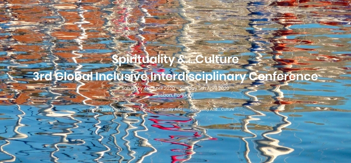 Spirituality and Culture: 3rd Global Interdisciplinary Conference