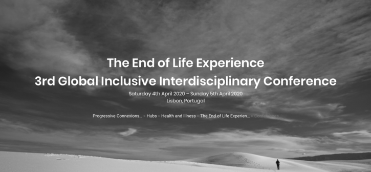 The End of Life Experience: 3rd Global Interdisciplinary Conference