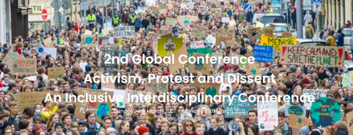 Activism, Protest, and Dissent: 2nd Global Inclusive Conference