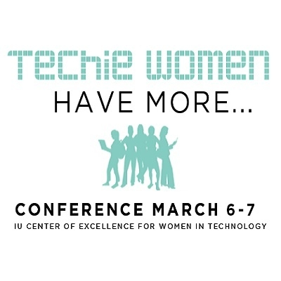 Conference: Techie Women Have More