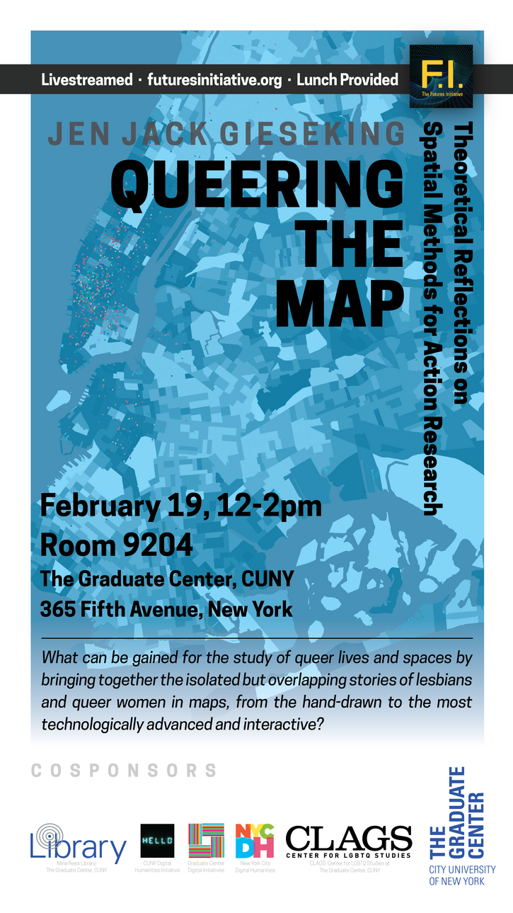 CANCELED: Queering the Map: Theoretical Reflections on Spatial Methods for Action Research