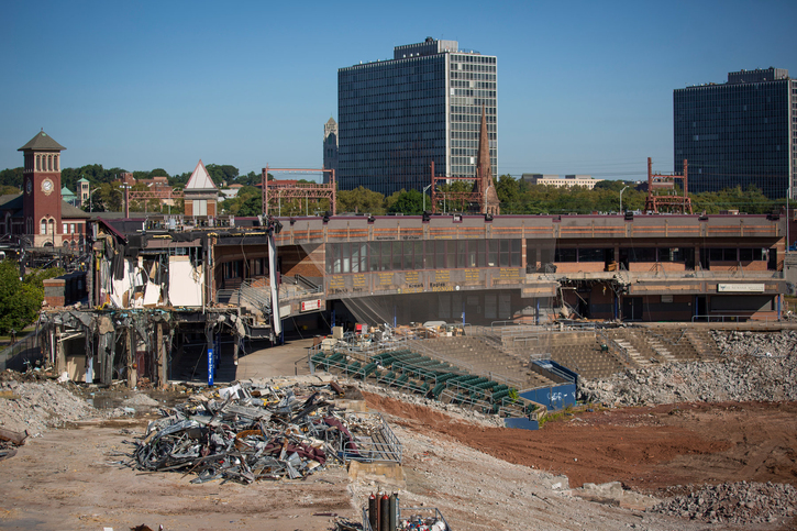 Newark's Fall From Grace and its Potential Rebound