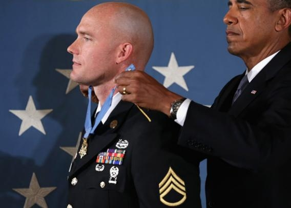 Medal of Honor Recipient Ty Carter's Advocacy in Historical Context