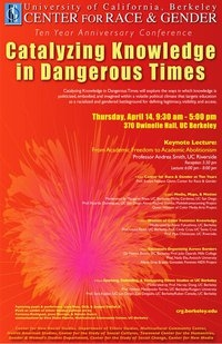 Catalyzing Knowledge in Dangerous Times!